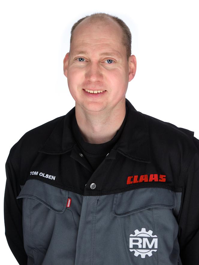 Tom Olsen